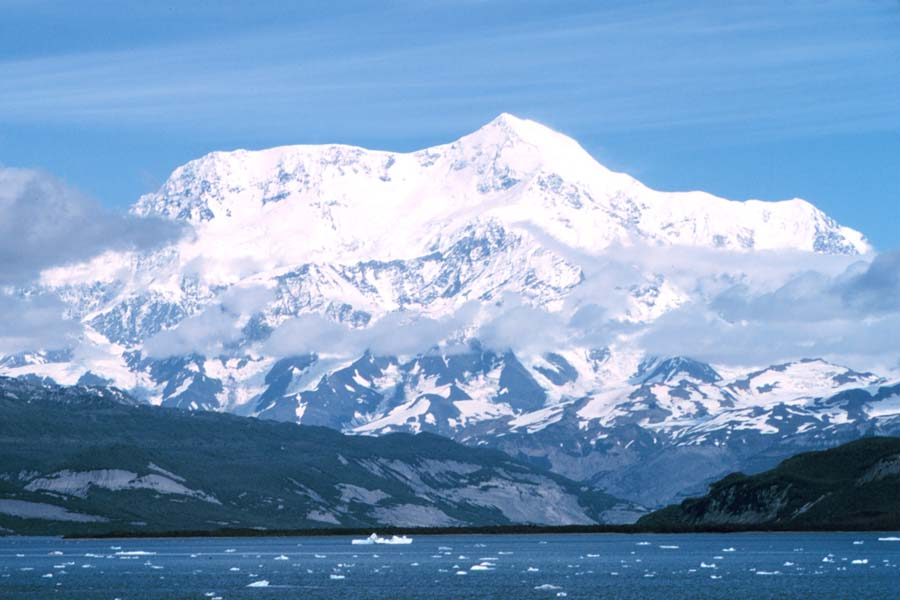 Skiing the Pacific Ring of Fire and Beyond: Mount Saint Elias
