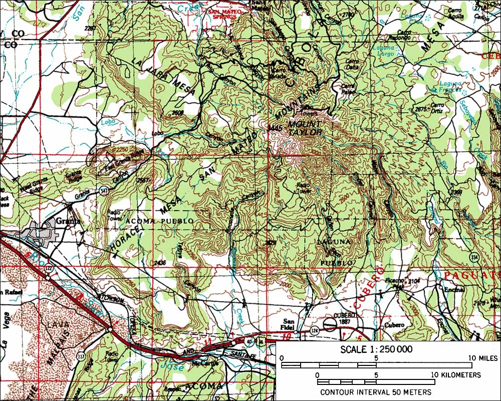 Skiing The Pacific Ring Of Fire And Beyond Mount Taylor - New mexico elevation map