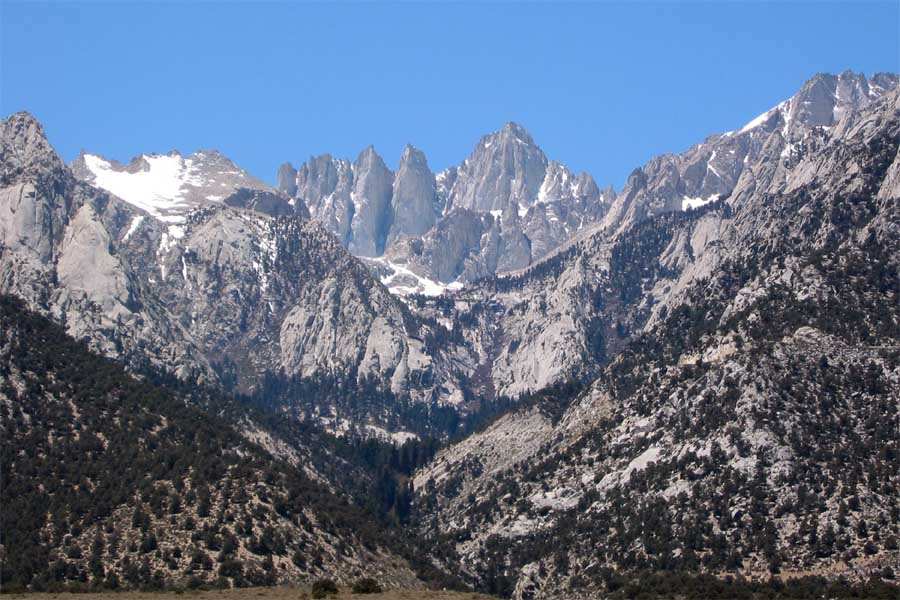 Skiing The Pacific Ring Of Fire And Beyond Mount Whitney