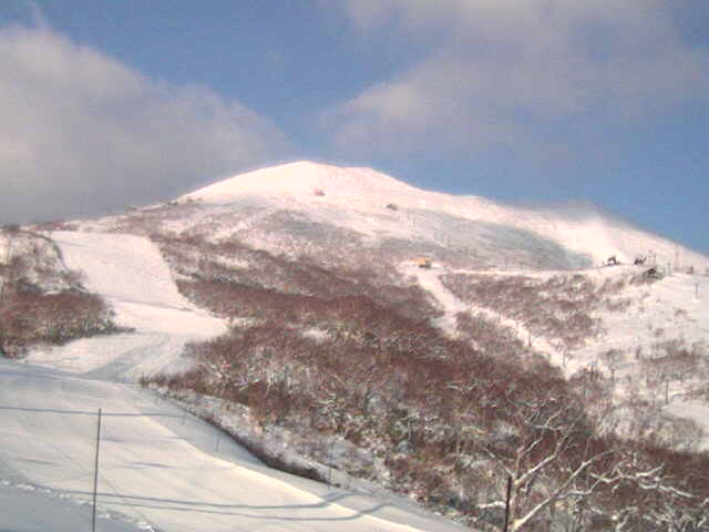 Niseko webcam - Niseko Grand Hirafu Ski Resort webcam, Hokkaido, Shiribeshi
